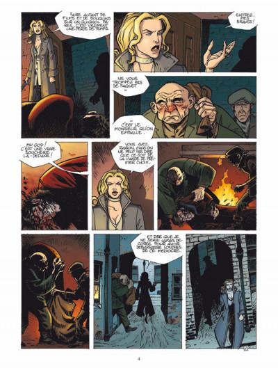 Page 2 les aventuriers du temps tome 1 - piégés