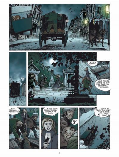 Page 3 les aventuriers du temps tome 1 - piégés