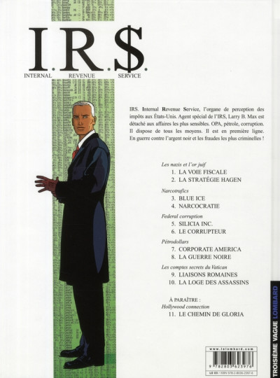 Dos IRS tome 10