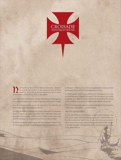 Page 3 croisade tome 2 - le qua'dj