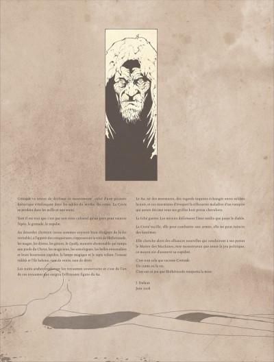 Page 4 croisade tome 2 - le qua'dj