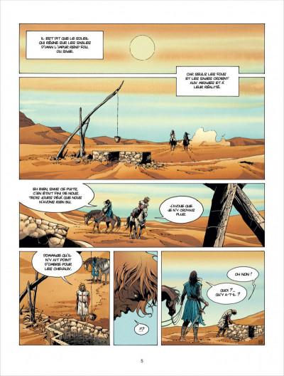 Page 5 croisade tome 2 - le qua'dj