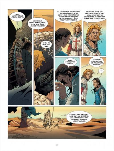 Page 6 croisade tome 2 - le qua'dj