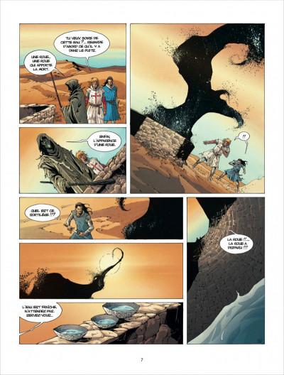 Page 7 croisade tome 2 - le qua'dj
