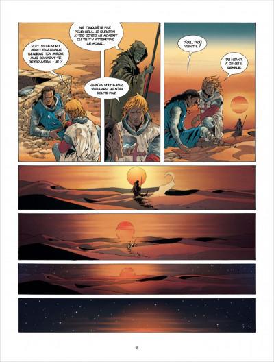 Page 9 croisade tome 2 - le qua'dj