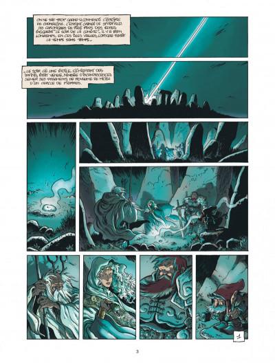 Page 3 la légende du changeling tome 1 - le mal-venu