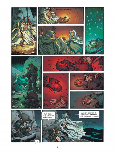 Page 4 la légende du changeling tome 1 - le mal-venu