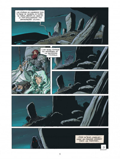 Page 5 la légende du changeling tome 1 - le mal-venu