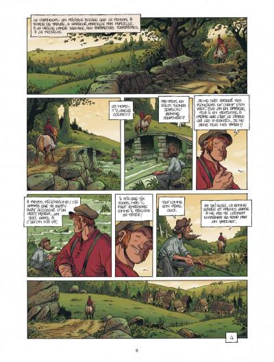 Page 6 la légende du changeling tome 1 - le mal-venu