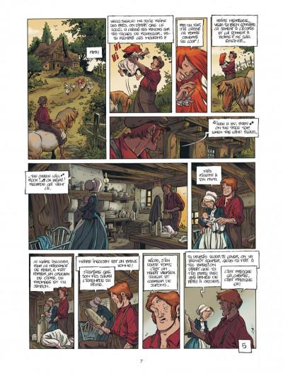 Page 7 la légende du changeling tome 1 - le mal-venu