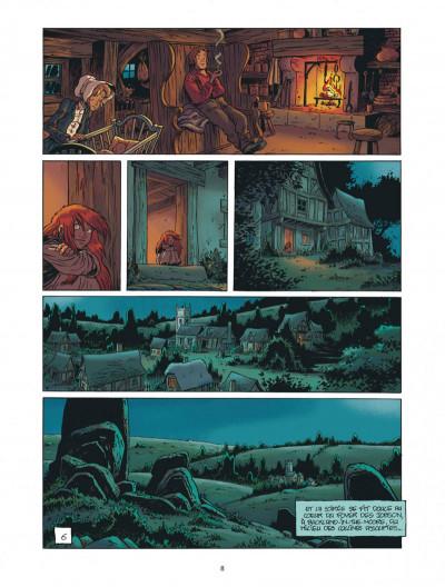 Page 8 la légende du changeling tome 1 - le mal-venu
