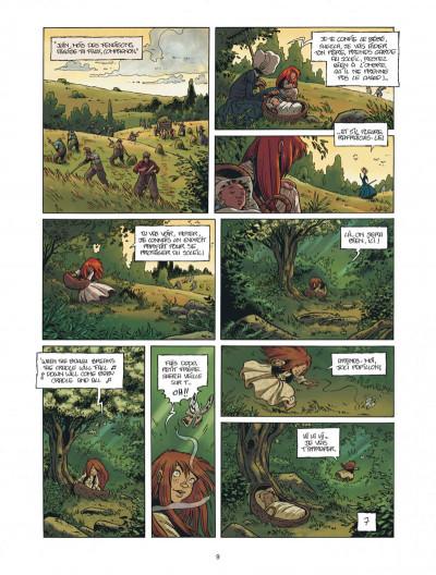 Page 9 la légende du changeling tome 1 - le mal-venu