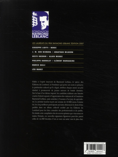 Dos fondation raymond leblanc