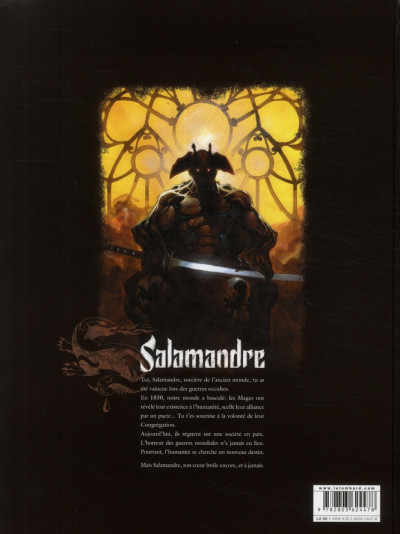 Dos salamandre tome 1 - hiroshima