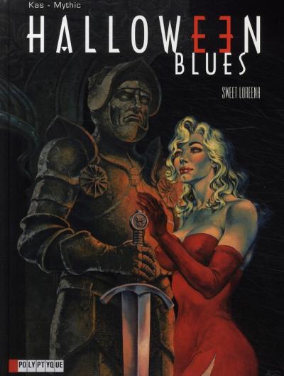 Couverture halloween blues tome 6 - sweet loreena