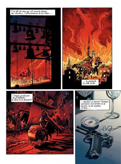 Page 2 niklos koda tome 10 - trois d'épées