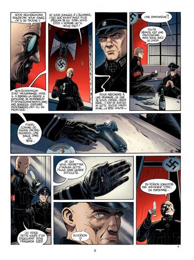 Page 4 niklos koda tome 10 - trois d'épées