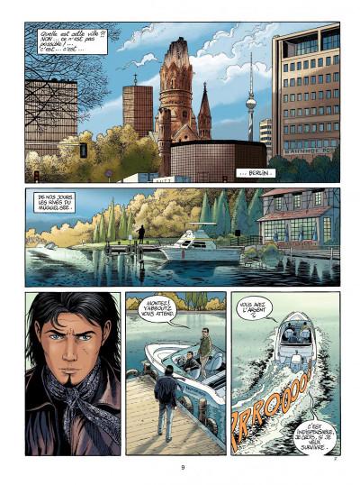 Page 7 niklos koda tome 10 - trois d'épées