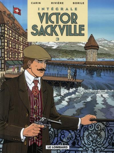 image de victor sackville - intégrale tome 3 - tome 7 à tome 9