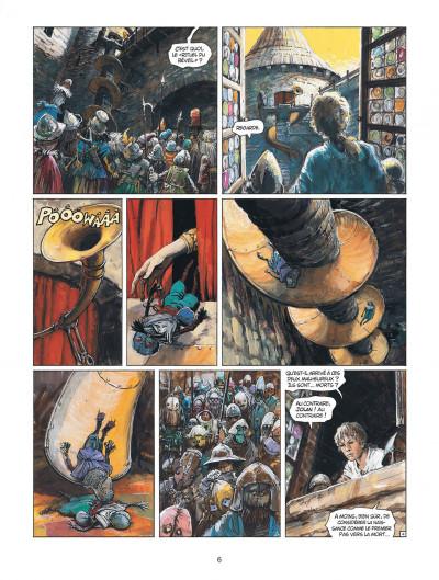 Page 6 thorgal tome 31 - le bouclier de thor
