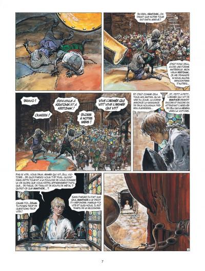 Page 7 thorgal tome 31 - le bouclier de thor