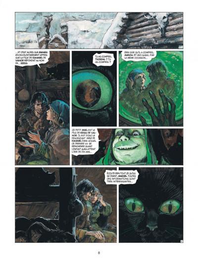 Page 8 thorgal tome 31 - le bouclier de thor
