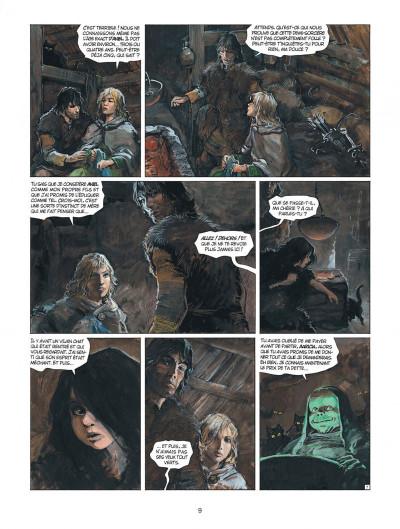 Page 9 thorgal tome 31 - le bouclier de thor