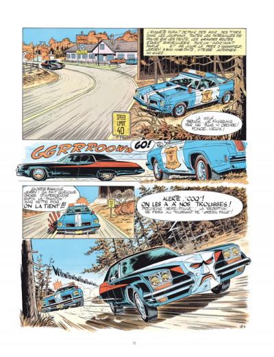Page 1 les casseurs - intégrale tome 1 - tome 1 à tome 3