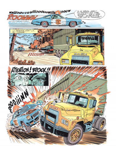 Page 2 les casseurs - intégrale tome 1 - tome 1 à tome 3