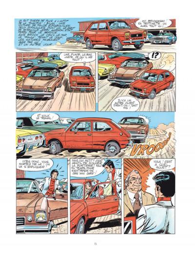 Page 3 les casseurs - intégrale tome 1 - tome 1 à tome 3