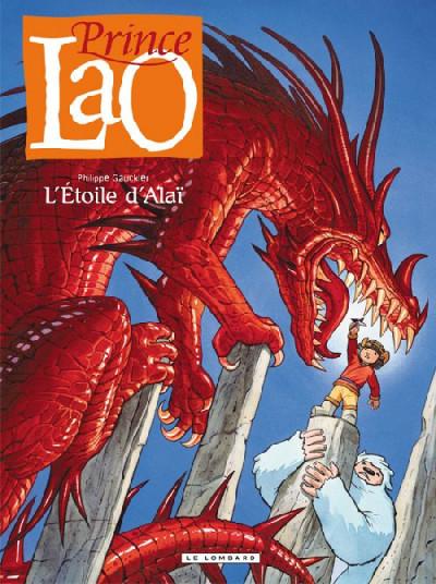 image de prince lao tome 4 - l'étoile d'alaï