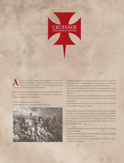 Page 2 croisade tome 3 - le maître des machines