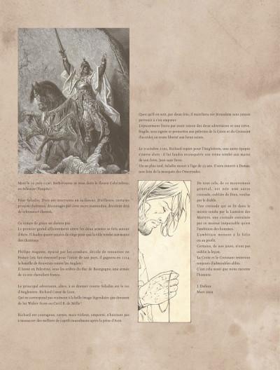 Page 3 croisade tome 3 - le maître des machines