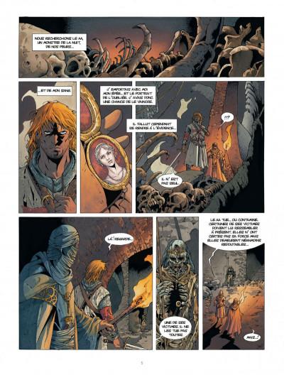 Page 5 croisade tome 3 - le maître des machines