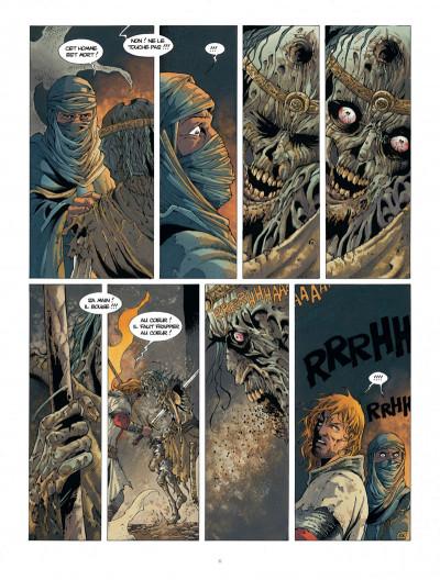 Page 6 croisade tome 3 - le maître des machines
