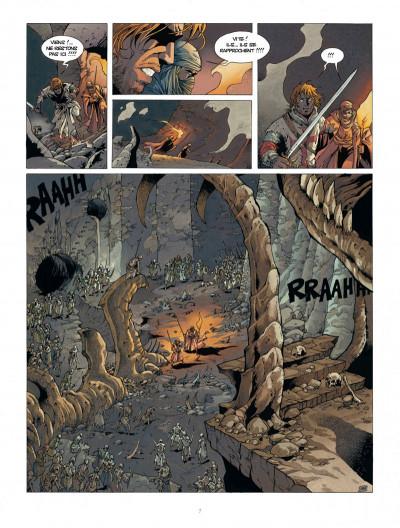 Page 7 croisade tome 3 - le maître des machines