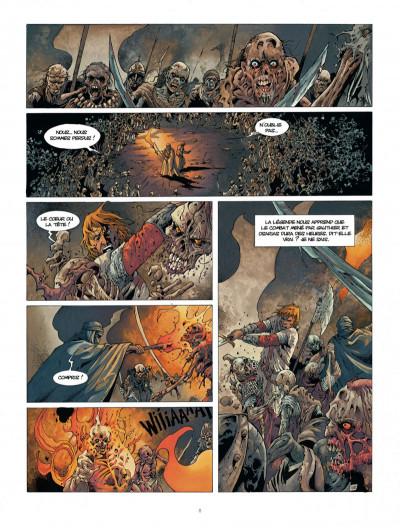 Page 8 croisade tome 3 - le maître des machines