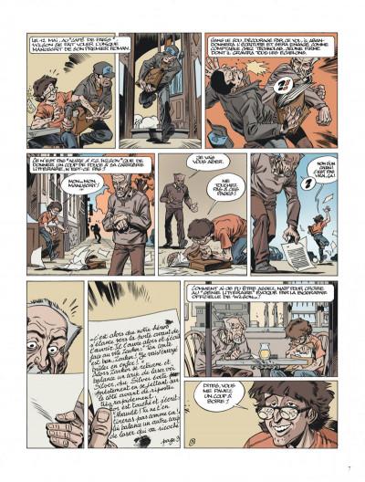 Page 1 des lendemains sans nuages