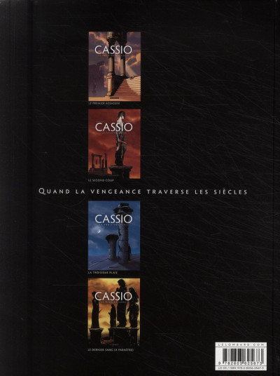 Dos Cassio tome 3