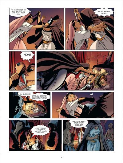 Page 4 Cassio tome 3