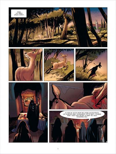 Page 5 Cassio tome 3