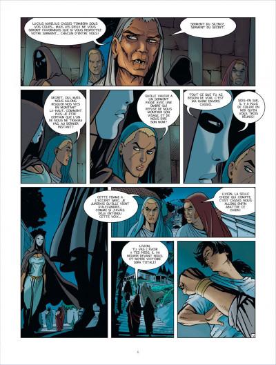 Page 6 Cassio tome 3