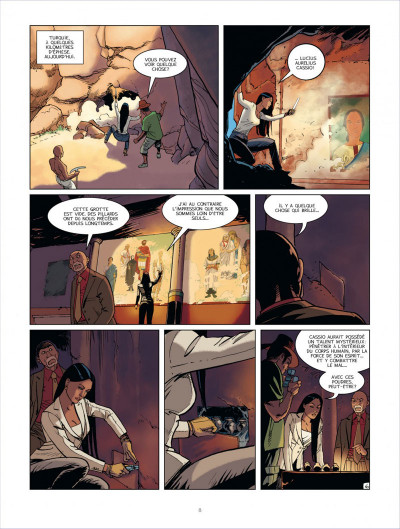 Page 8 Cassio tome 3