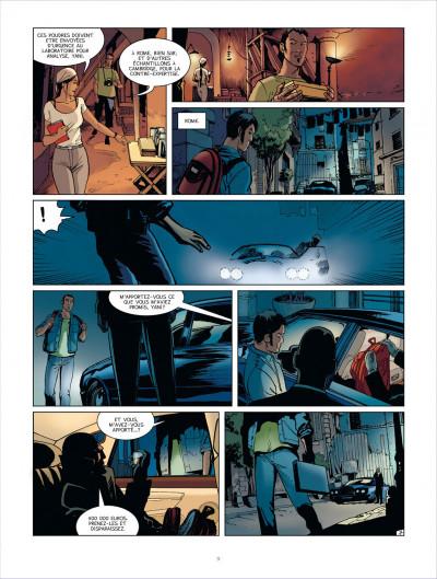 Page 9 Cassio tome 3