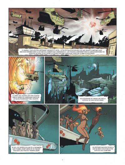 Page 4 salamandre tome 2 - vortex lumière