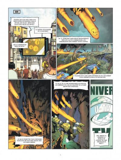 Page 5 salamandre tome 2 - vortex lumière