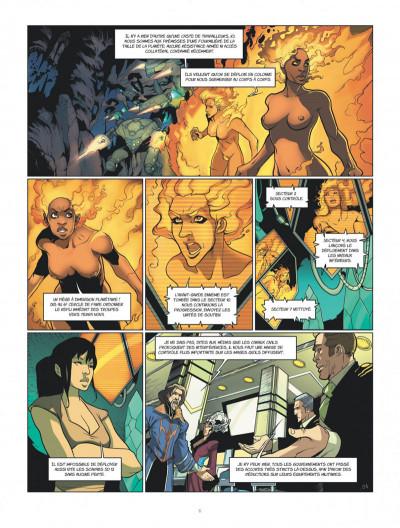 Page 6 salamandre tome 2 - vortex lumière