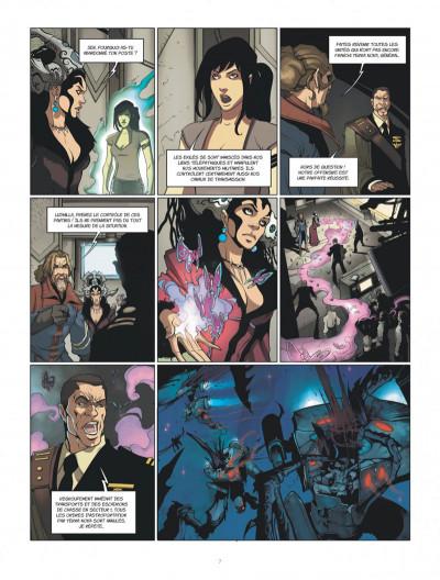 Page 7 salamandre tome 2 - vortex lumière