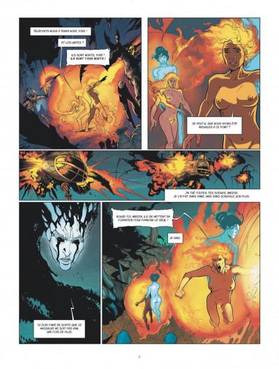 Page 8 salamandre tome 2 - vortex lumière