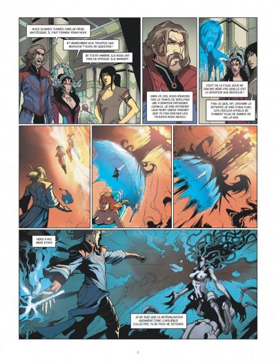 Page 9 salamandre tome 2 - vortex lumière
